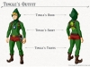 Tingle's Outfit in Breath of the Wild