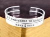 """From the Internet's """"It's Dangerous To Go Alone Ring"""""""