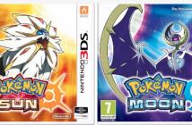 Pokemon Sun and Moon Box Art