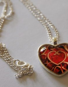 Heart Container Necklace