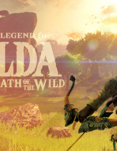 Breath of the Wild Wallpaper by DeviantArt User Nintato