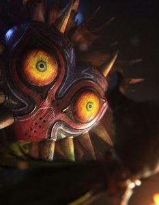 Emberlab's Majora's Mask Wallpaper