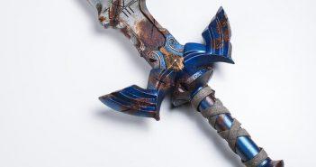 SparqysStudio's Breath of the Wild Master Sword Replica
