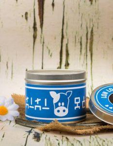 Lon Lon Milk Candles by Happy Piranha