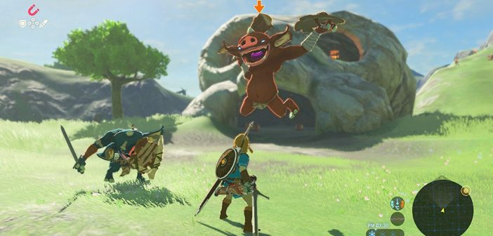 First Recorded 100% Breath of the Wild Speedrun Completed in 49 Hours