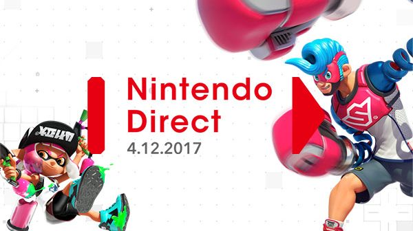 Highlights from Today's Nintendo Direct