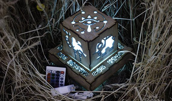 Light up Your Home with This Breath of the Wild-Inspired Lantern