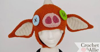 Fool Bokoblins with This Adorable Crochet Bokoblin Mask
