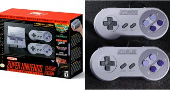 Nintendo Reveals the Super NES Classic Edition