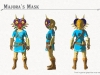 Majora's Mask in Breath of the Wild