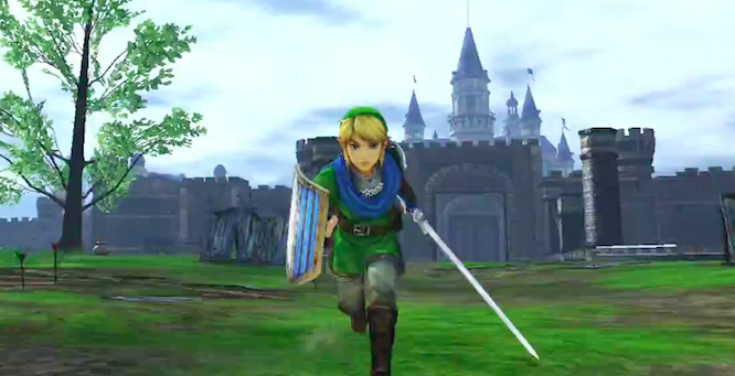 Hyrule Warriors Will Only Support Local Co Op
