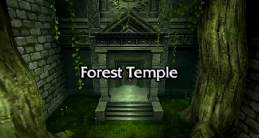 Ocarina of Time Forest Temple Video Wiki