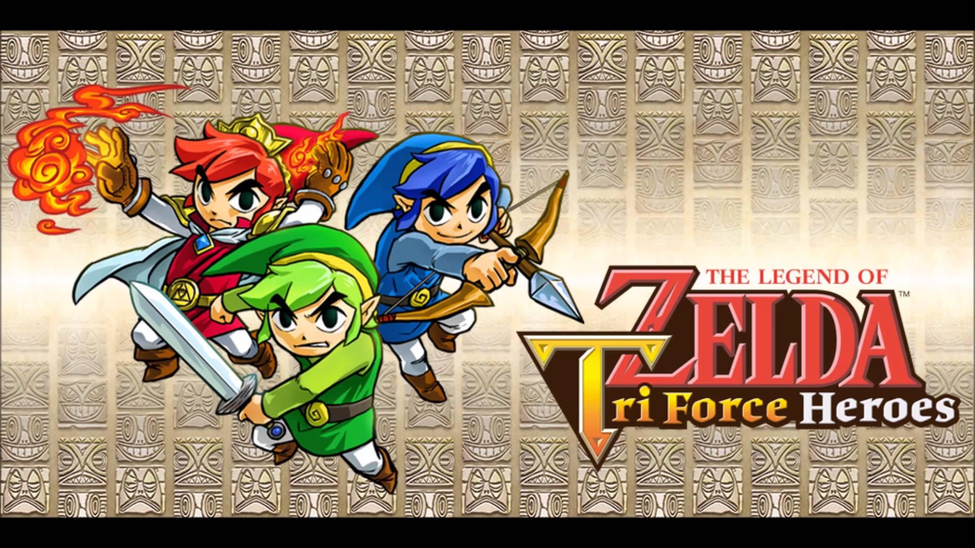 tri force heroes