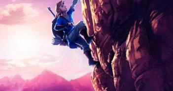 Zelda U Artwork