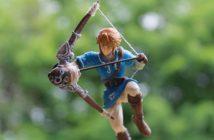 Zelda U Custom Amiibo by PixelCollieCreations