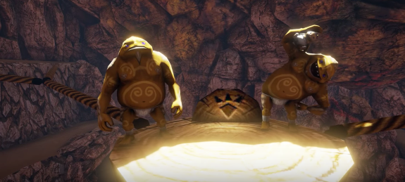 YouTuber CryZENx Brings Goron City to Life in Unreal Engine 4