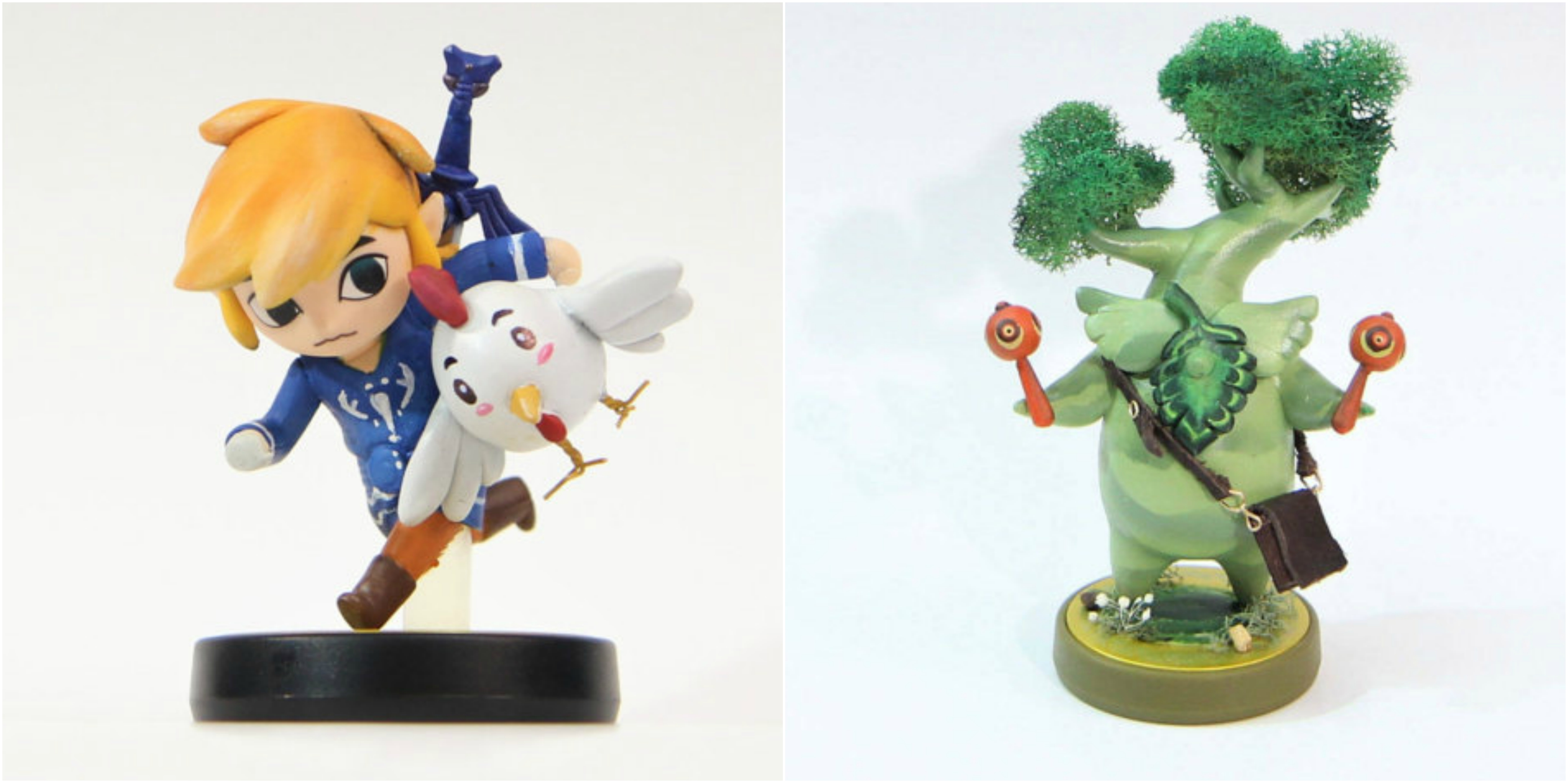 Check Out These Awesome Custom Amiibo Figures