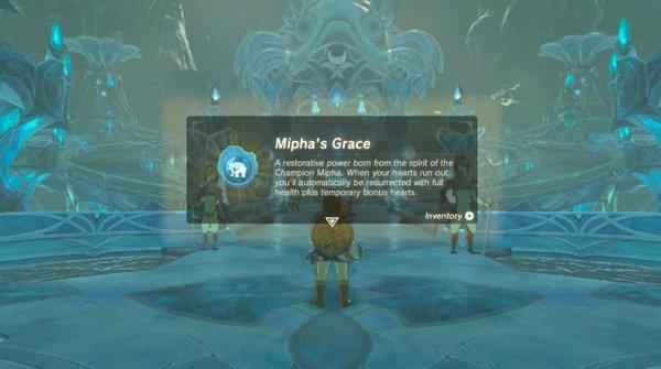 Mipha's Grace