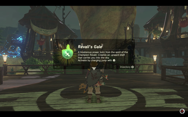 Revali's Gale
