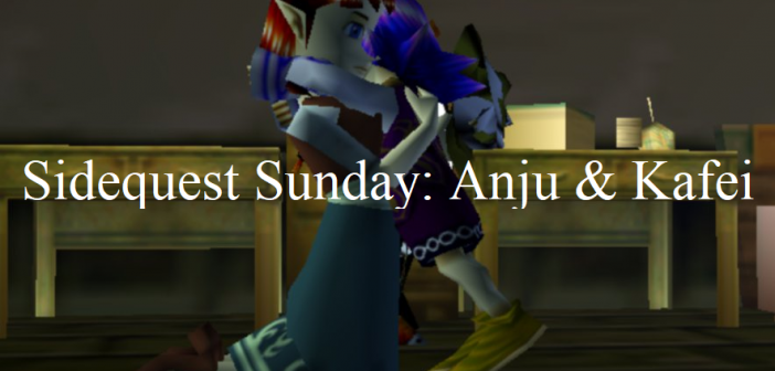 Sidequest Sunday: Anju and Kafei